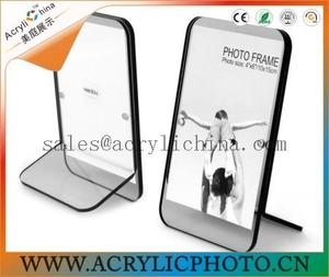 Acrylic mobile phone screen frame