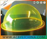 acryllic large plastic dome
